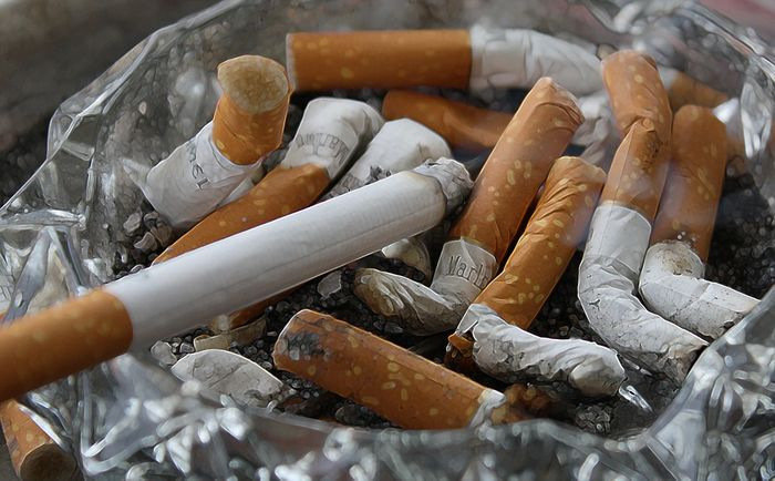 The CDC estimates that 36.5 million adults in the United States smoke cigarettes.