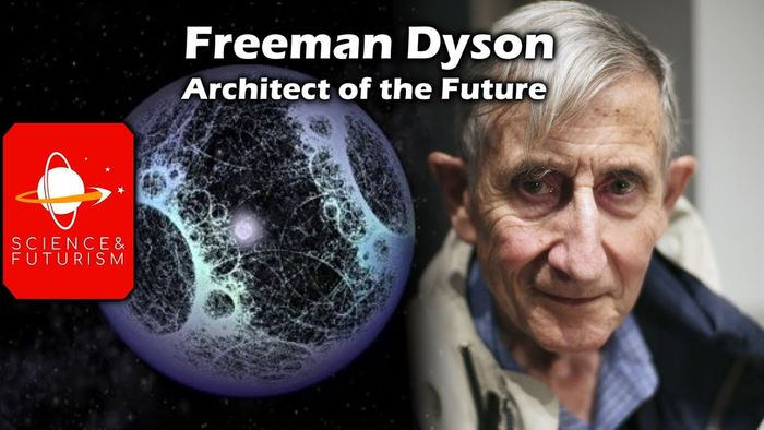 "Freeman Dyson and his concept of ""Dyson Sphere"" (Issac Arthor)"