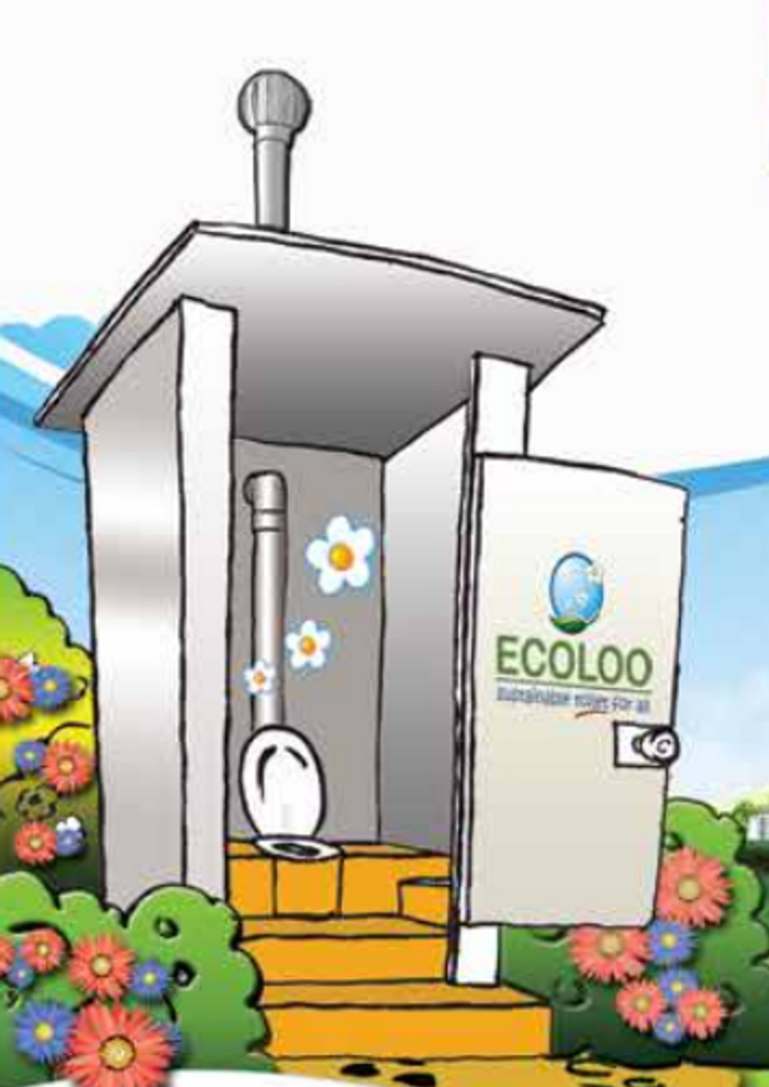 ECOLOO illustration, credit: Ecoloo