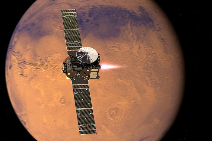 Europe and Russia are launching the ExoMars mission this week to get a better understanding of the red planet.