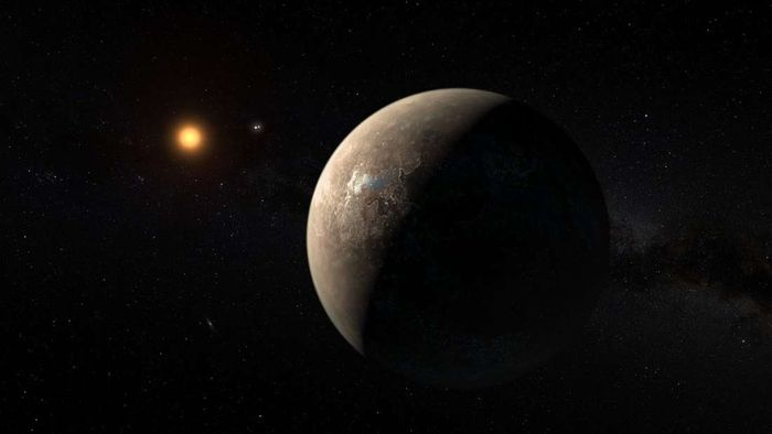 Does Proxima b have a global ocean covering its entire surface? New research suggests it might be possible.