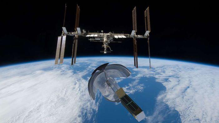 The Exo-Brake may change the way we de-orbit satellites in Earth's orbit.