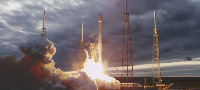 SpaceX is launching its first resupply mission to the International Space Station today since June of last year.