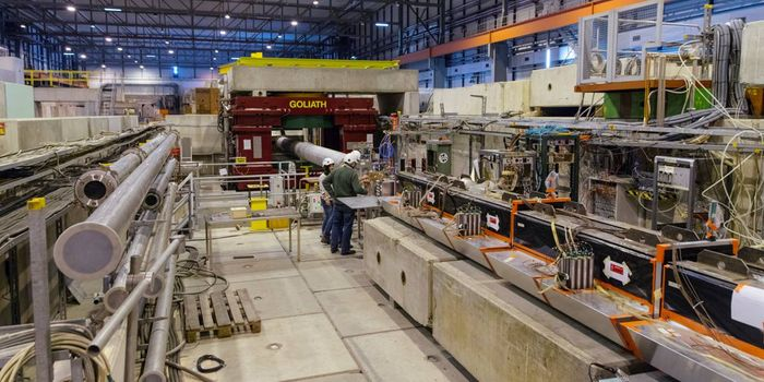 The NA64 experiment at CERN (CERN)