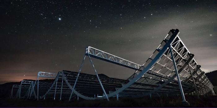 CHIME radio telescope (CHIME)