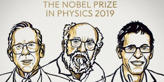 James Peebles, Michel Mayor and Didier Queloz (Nobel Prize)
