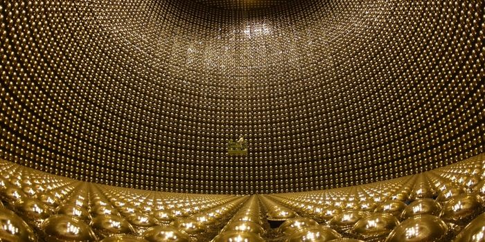 Inside Super-Kamiokande (ICRR)