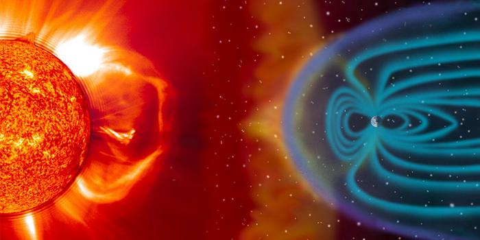 Solar storms send high energy particles towards Earth (NASA)
