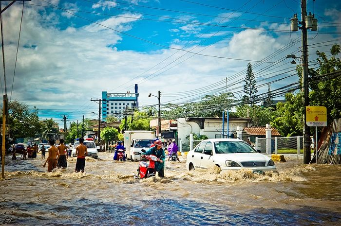 Should we pay now or later? Scientists attemp to evaluate flood risk in the US. Photo: Pixabay