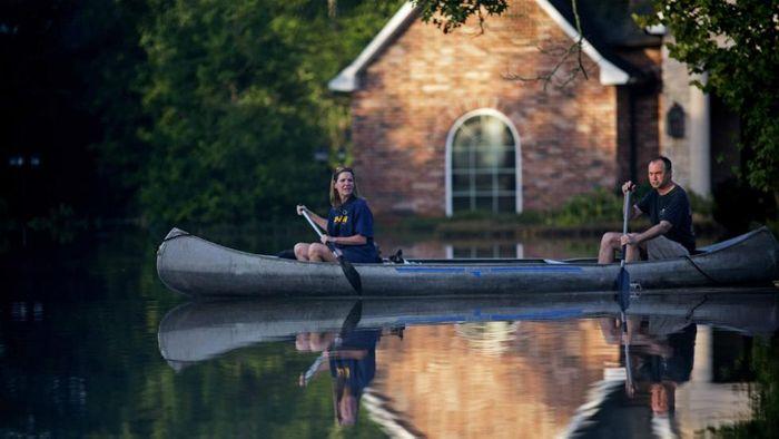 Prairieville, Louisiana, August 16, 2016. Photo: Max Becherer