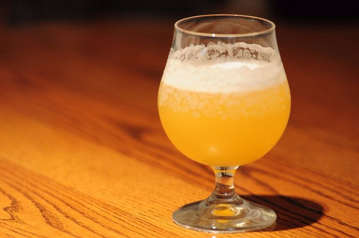 Sour beer, an acquired taste?