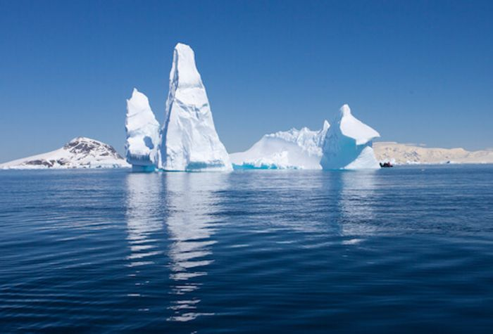 The Southern Ocean, in all its glory. Photo: Kids World Travel Guide