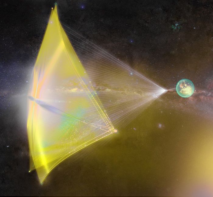 Stephen Hawking wants to accelerate nano spacecrafts to other star systems in the universe.