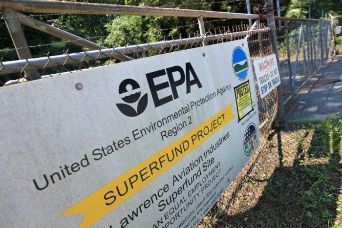 Superfund sites around the country undergo expensive decontamination treatment. Photo: Newsday