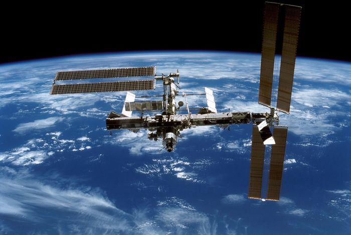 The International Space Station / Credit: Pixabay