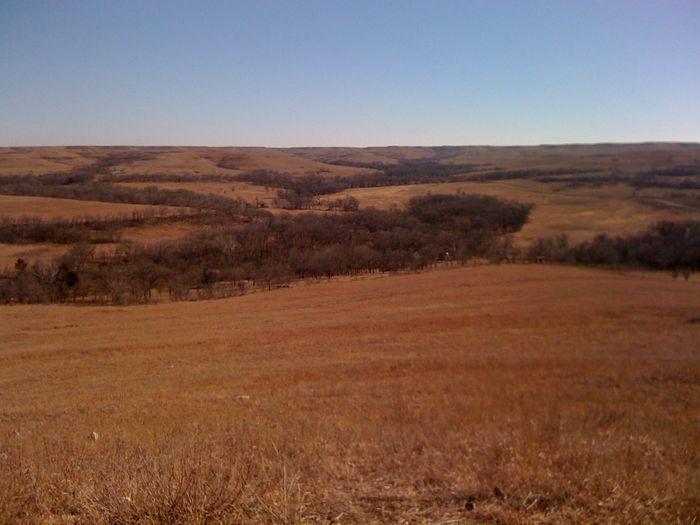 The Kansas prairie / Credit: 22860/Flickr
