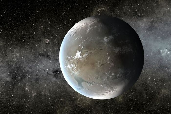 An Earth-like exoplanet around 1,200 light years away from us may have the conditions necessary to be habitable, study says.