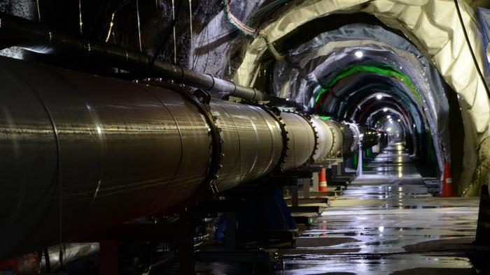 KAGRA's Underground Tunnel (ICRR)