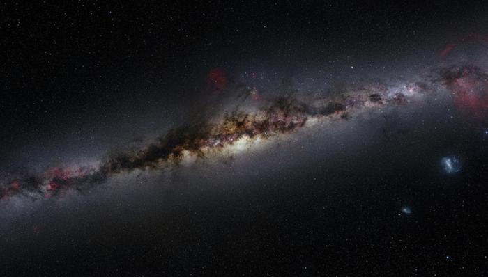 Milky Way (SkySurvey)