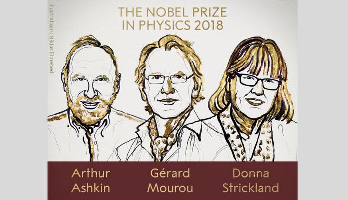 Physics Nobel Honored Pioneers of Laser Science