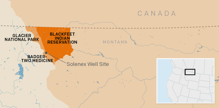 """The  present day Blackfeet Nation  inhabits a fraction of the millions of acres of  their original tribal land . The final land cession of the 19th century occurred in 1895. The  """"ceded strip""""  is now part of Glacier National Park."""