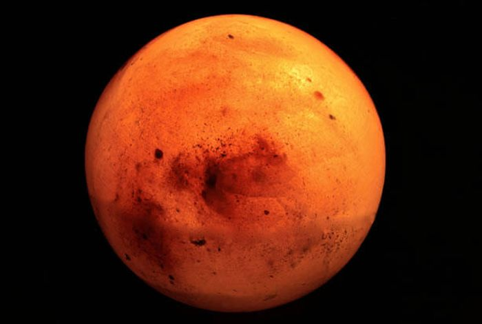 The red planet's habitable conditions may be becase of multiple asteroid and comet impacts.