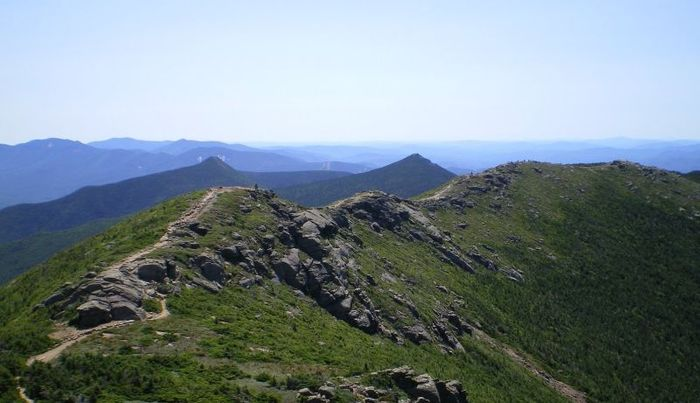 The White Mountain region in New Hampshire has long been considered geologically stable. Photo: Strange Sounds