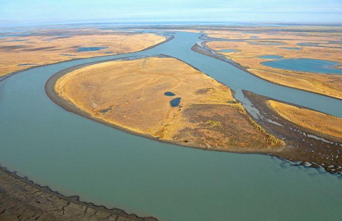 Daldykan River (photo by Norilsk Nikel)
