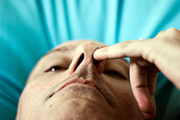 The human nose holds surprises. / Credit: WIN-Initiative/Getty