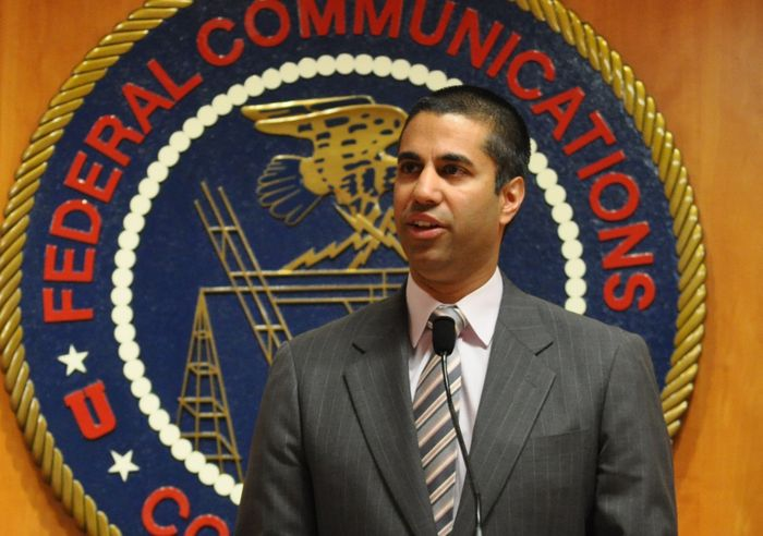 Ajit Pai, credit: FCC on Flickr
