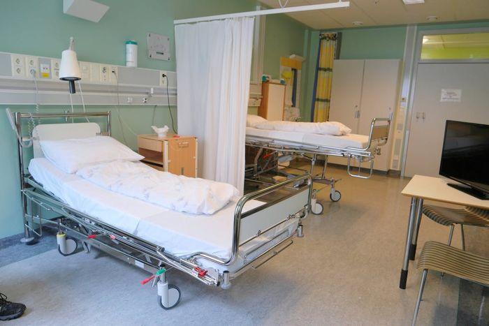 Hospital Room / Credit: Pexels