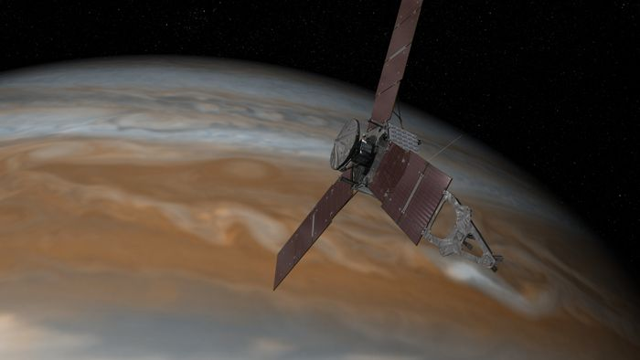 NASA's Juno spacecraft is orbiting around Jupiter, but it has experienced a lot of drama in just two recent days of being there.