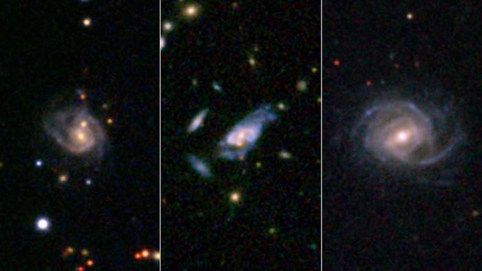 """Astronomers are now classifying some galaxies as """"Super Spirals."""""""