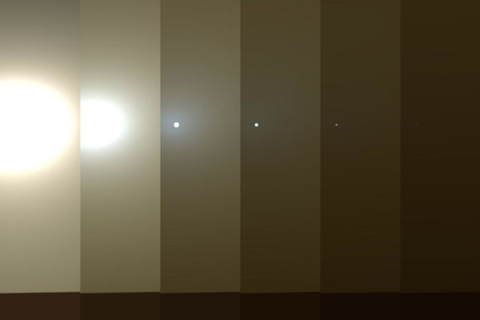 The dust surrounding Opportunity has intensified enough to block critical sunlight.
