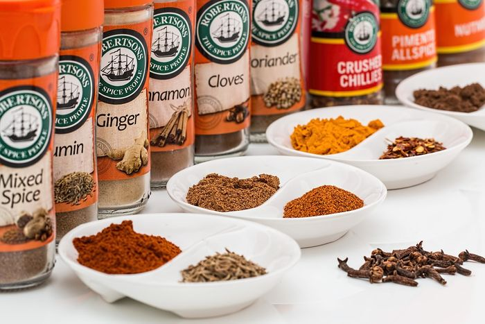 Experts say that a good way to cut down on salt consumption - and to lower your blood pressure - is to use a lot of spices during cooking.